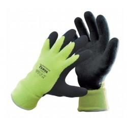 Mănuși de protecție căptușite, acoperite parțial cu latex, PALAWAN WINTER