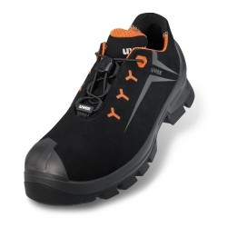 Pantofi de protecție cu bombeu din material compozit , S3 WR HI HRO SRC, UVEX 2 GTX VIBRAM 6526.2