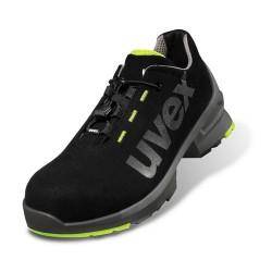 Pantofi de protecție cu bombeu din material compozit , S2 SRC ESD, UVEX 1 8544.8