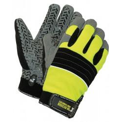 Mănuși de protecție de înaltă vizibilitate, 1st GRIP