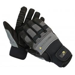 Mănuși de protecție combinate, anti-vibrații, NIGRA