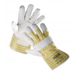 Mănuși de protecție din piele pentru lăcătuș, CROW