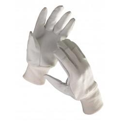 Mănuși de proteție combinate, cu palma din piele de ovină, HOBBY