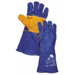 Mănuși de protecție la sudură, PUGNAX BLUE