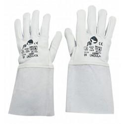 Mănuși de protecție la sudură TIG/WIG, UNDULATA