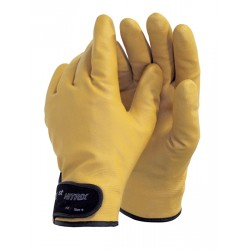 Mănuși de protecție căptușite, acoperite integral cu spumă de nitril, 1ST NITRIX