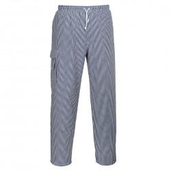 Pantalon bucătar CHESTER, C078