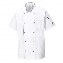 Jachetă aerată pentru bucătari,C676
