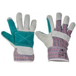 Mănuși de protecție pentru lăcătuș cu întăritură în palmă,MAGPIE ECO