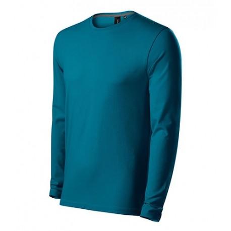 Tricou cu mânecă lungă pentru bărbați, slim-fit, PREMIUM, BRAVE 155
