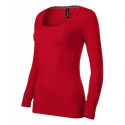 Tricou cu mânecă lungă pentru damă, PREMIUM, BRAVE 156
