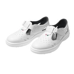 Sandale de protecţie perforate, SANITARY LYBRA S1 SRC