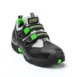 Sandale de protecție cu bombeu din material compozit, S1 SRC, BIALBERO