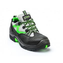 Pantofi de protecție cu bombeu din material compozit, S1P SRC, AUDAX