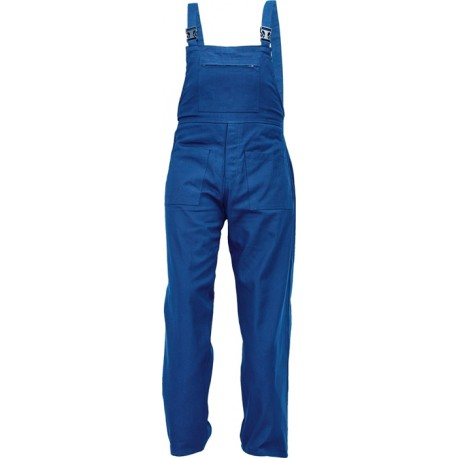 Pantaloni de lucru cu pieptar, 100% bumbac, UDO