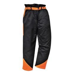 Pantaloni de protecție pentru lucrul cu motofierăstrăul cu lanț, OAK CH11