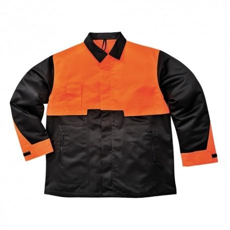 Jachetă de protecție pentru lucrul cu motofierăstrăul cu lanț, OAK CH10