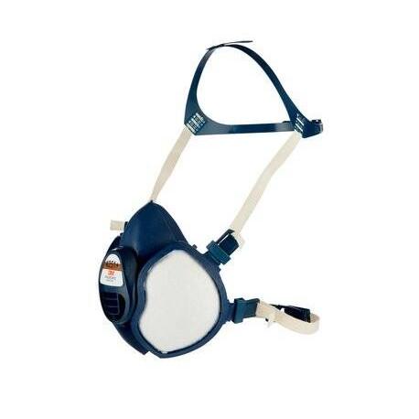 Semi-mască de protecție cu filtre incorporate, 3M™ 4251+