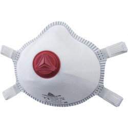 Semi-mască de protecție tip cupă cu supapă, FFP3, M1300V Delta Plus