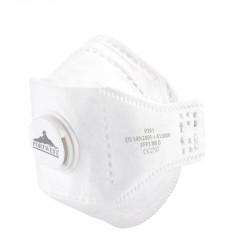 Semi-mască pliabilă cu supapă FFP3, DOLOMITE FOLD EAGLE, P391