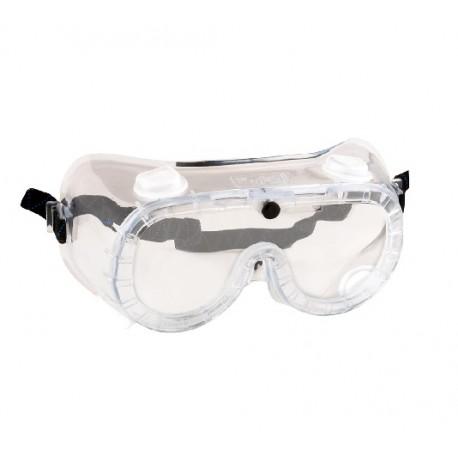 Ochelari de protecție cu ventilație indirectă, PW21