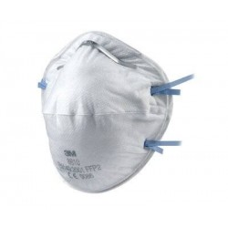 Mască de protecție tip cupă, fără supapă, FFP2, 3M™ 8810
