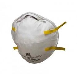 Masca de protecție tip cupă, fără supapă, FFP1, 3M™ 8710
