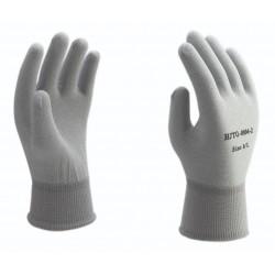 Manusi de protectie, EHJTG-0004-2 PU, cu fibre de carbon, HJ04-2
