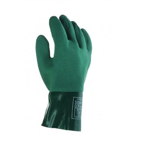 Manusi de protectie, imersate în PVC,  2953D