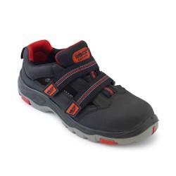 Sandale de protectie, fara metal, cu talpa din cauciuc, S1P, SRC, EXPERT-SA-R