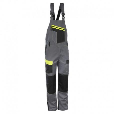 Pantaloni de protectie, cu pieptar, SHELTER-BP