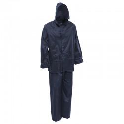 Costum de ploaie din poliester/PVC, OEOK