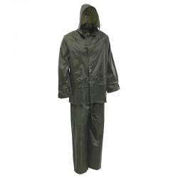 Costum de ploaie din poliester/PVC, OEOZ