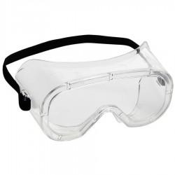 Ochelari de protectie, din policarbonat, rezistenti la acizi, 2B01
