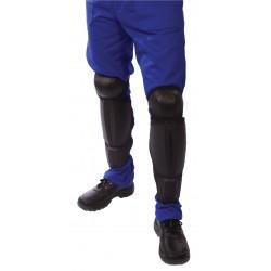 Protector pentru genunchi si tibie, din material plastic, SV