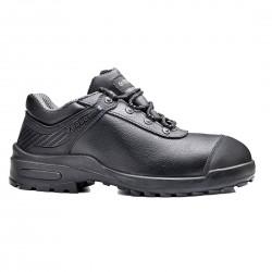 Pantofi de protectie cu bombeu din otel, din piele cu granulatie completa rezistenta la apa, Curtis, B0185