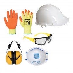 Kit PPE Utilizare Zilnica, KIT30