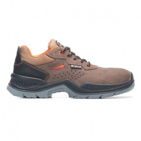 Pantofi de protecție cu bombeu din material compozit , S1P SRC, CUBA