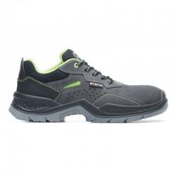 Pantofi de protecție cu bombeu din material compozit, S1P SRC. ANTIGUA