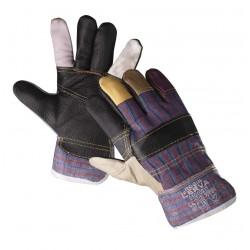 Mănuși de protecție din piele pentru lăcătuș,ROBIN