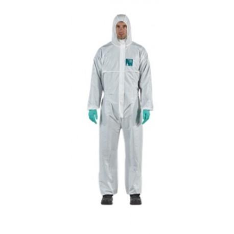 Combinezon de protecție anti-chimic și anti-static, clasa 5/6, Ansell Alphatec 1800