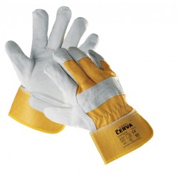 Mănuși de protecție din șpalț bovină pentru lăcătuș,EIDER