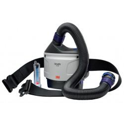 Sistem complet de respirație si protecție, Cagulă 3M S133 + KIT sistem de presiune pozitivă 3M™ Versaflo™ TR-315E