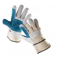 Mănuși de protecție pentru lăcătuș cu întăritură în palmă,MAGPIE