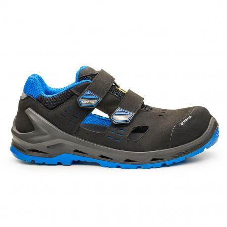 Pantofi de protectie S1P ESD cu bombeu SlimCap, i-Bit, B1205