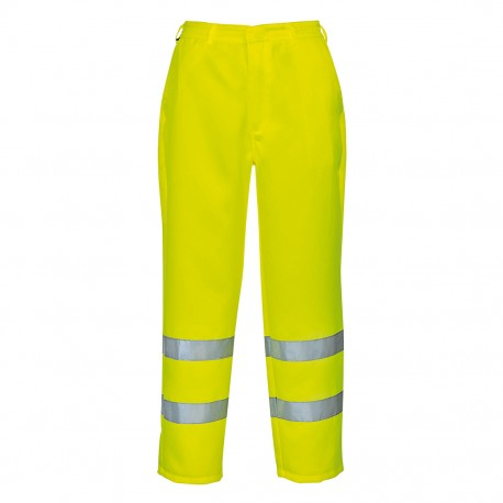 Pantaloni de lucru HI-VIS, E041