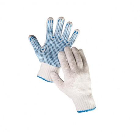Mănuși de protecție cu picouri în palmă,PLOVER ECO