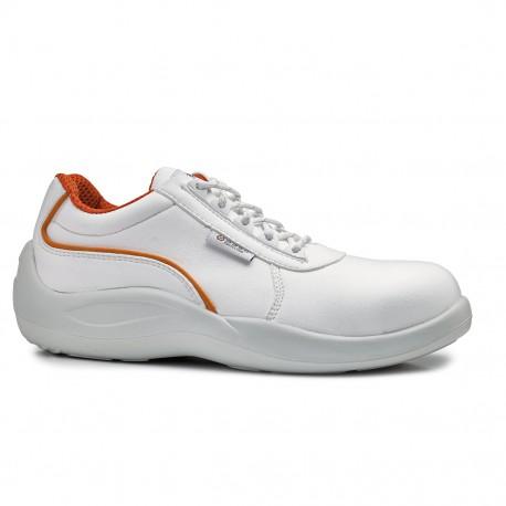 Pantofi de protectie Linia Hygiene, S2 HRO SRC, Cobalto, B0501