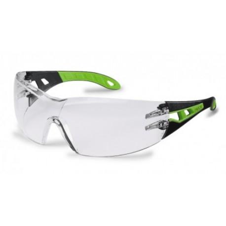 Ochelari de protecție cu lentile incolore și filtru UV, UVEX PHEOS 9192.225