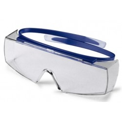 Ochelari de protecție cu lentile incolore și filtru UV, UVEX SUPER OTG 9169.065